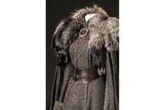 The Game of Thrones costume designer shares insight on Arya, Sansa and  Bran's new Winterfell looks.