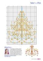 Gallery.ru / Фото #44 - Punto de cruz loco - Octubre el año 2016 220 - Chispitas Cross Stitch, Decor, Punto De Cruz, October, Dots, Decoration, Seed Stitch, Punto Croce, Cross Stitches