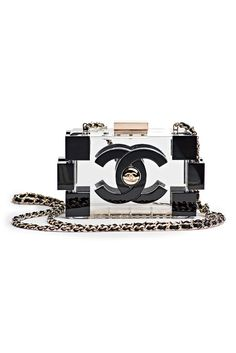 Metallica - A minimalist accent in Spring/Summer 2013 .Style.com Accessories Index : spring 2013 : Chanel
