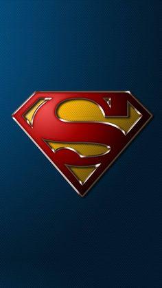 superman wallpaper by georgekev - 20 - Free on ZEDGE™ Logo Superman, Black Superman, Superman Artwork, Superman Symbol, Superman Man Of Steel, Superman Tattoos, Superman Images, Marvel Logo, Superman Comic