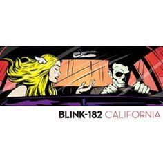 """So EXCITED for Blink to come out with their new album """"California"""", which comes out July 1st❤️❤️❤️"""