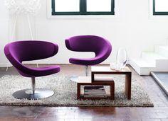 "Varier ""Peel"" chair. I especially like the Orange ones."