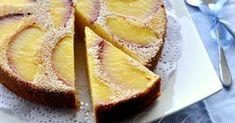 Çayın, kahvenin yanında iyi gidecek şeftali kokulu, yumuşacık bir kek. MALZEMELER: * 100 gr tereyağı * 3 yumurta * 1 su bardağı...