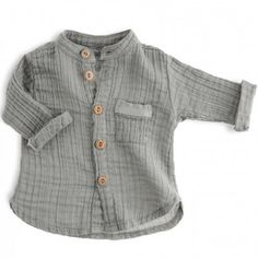 1+ in the family maurici shirt – grey