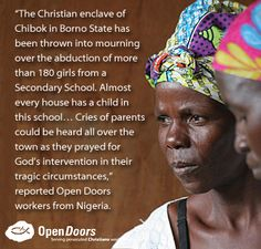 14 September will be 150 days since the Chibok girls were kidnapped. Secondary School, Something To Do, Crying, Pray, Parents, September, Christian, God, Girls