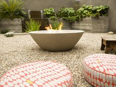 20 Cozy Outdoor Fireplaces : Outdoor Projects : HGTV Remodels