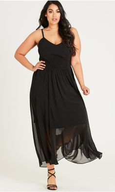 b7f6ea51467 Shop Women s Plus Size Women s Plus Size Maxi Dress