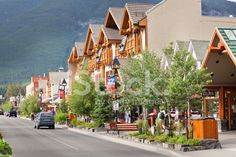 Image result for banff downtown