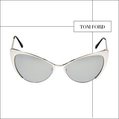 Heart-Shaped Face: Tom Ford