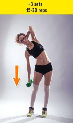 Zdjęcie 7 skutecznych ćwiczeń na ujędrnienie pleców i pozbycie się boczków #2