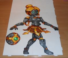 Orianna (Mini-Beads) by FTWBAmanojaku