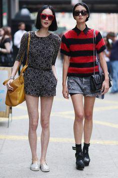 Fashion Week Street Style Photo 1