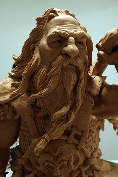 dwarf - SCULPTURE - http://www.mutato.art.br