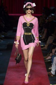 Moschino Milan Spring/Summer 2017 Ready-To-Wear Collection   British Vogue
