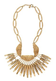 Where to buy Tory Burch online - Tory Burch Multi Wheat Necklace. Jewelry Box, Jewelery, Jewelry Accessories, Jewelry Necklaces, Jewelry Design, Statement Necklaces, Nice Jewelry, Metal Necklaces, Diamond Are A Girls Best Friend