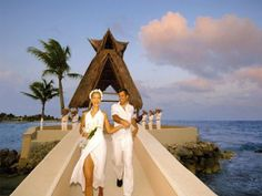 At Dreams Puerto Aventuras Mexico All Inclusive Wedding Packages Destination
