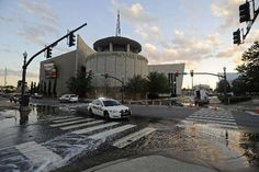 Historic Flooding - Nashville, TN (2010) - Country Music Hall of Fame