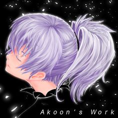AkoonTW's Work DARKER THAN BLACK Yin