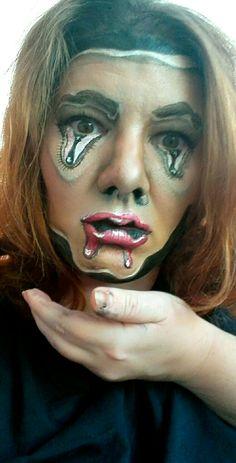 Face Art, Halloween Face Makeup, Makeup Art