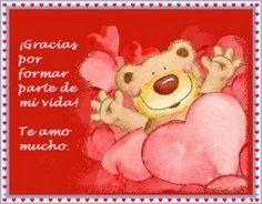 Imagen de amor de un osito lleno de corazones de amor - http://www.imagenesdeamor.pro/2013/07/imagen-de-amor-de-un-osito-lleno-de-corazones-de-amor.html