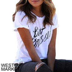 ✨HOST PICK 3/7/16  Best Dressed Tee PLEASE COMMENT TO BUY THIS LISTING with the SIZE you would like, I will make a separate listing for you! West Market SF Tops Tees - Short Sleeve
