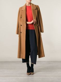 Céline Vintage Oversized Coat - Dressing Factory - Farfetch.com
