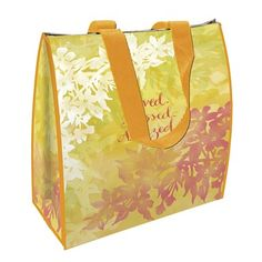 LOVED BLESSED AMAZED ECO LUNCH BAG Keeps food hot or cold INSPIRE and ENCOURAGE