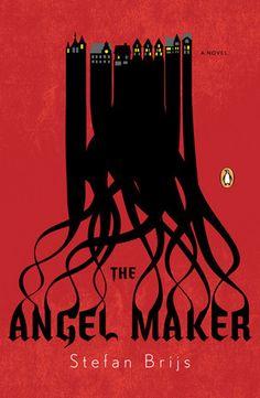 Stefan Brijs, The Angel Maker. Design: Jen Wang