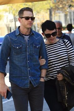 Ginnifer Goodwin and Josh Dallas Stick Together During a Sweet Lunch Date in LA