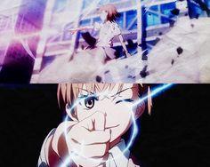 anonymous asked: Railgun or Meltdowner Manga Anime, Anime Art, A Certain Scientific Railgun, Speed Of Sound, A Certain Magical Index, Level 5, Light Orange, Kuroko, Vocaloid