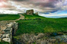 Duffus Castle - Scotand