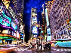 """New York!!! """"There is nothing you can't do, here in New York!"""""""
