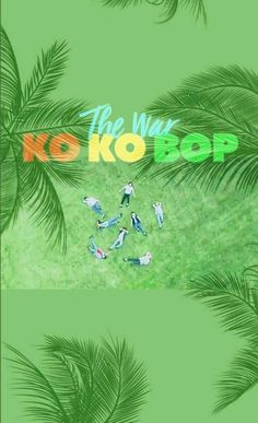 The war kokobop exo ❣️❣️