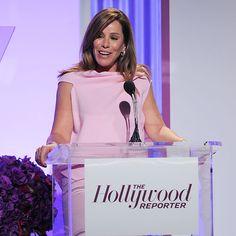 Melissa Rivers at THR's Women in Entertainment Breakfast