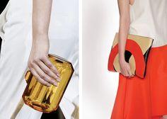 El discreto encanto del clutch: 10 propuestas desde las pasarelas
