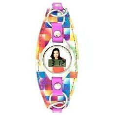 Nickelodeon iCarly LCD Kid's Watch