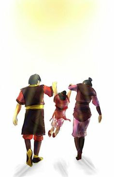 See more 'Avatar: The Last Airbender / The Legend of Korra' images on Know Your Meme! Avatar Azula, Avatar Legend Of Aang, Team Avatar, Legend Of Korra, Mai And Zuko, Kids In The Middle, Avatar Series, Avatar The Last Airbender Art, Iroh