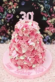 birthday cakes for women 30th birthday - Google Search