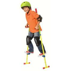 Get your tiny tots feeling towering and tall! (And active outside!)  Ready, Set, Stilts - Imagine Toys https://www.imaginetoys.com/ready-set-stilts?relatedid=39793#.UpFLK3-9KK0