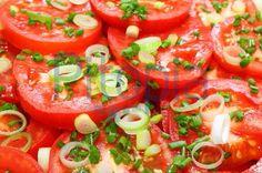 Tomaten mariniert