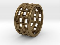 Check out Rln0007 by marraz85 on Shapeways and discover more 3D printed products in Rings.