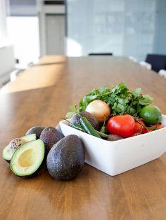 Jack White's homemade guacamole