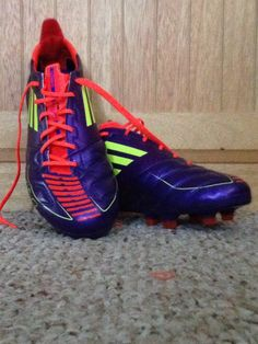 7d173b6ca640 My brothers soccer cleats