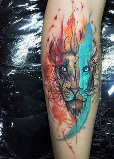 water color tattoo designs (85)