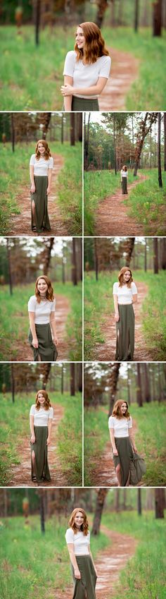 I had so much fun photographing Katie last weekend at Wekiva Springs State Park! Katie is a fashion blogger and a student at my alma mater, Rollins College! We started off our session exploringgrassy and flowery fields and ended down by the springs! Here are some of my favorites from her…