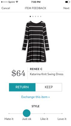 Stitch Fix is the best online service I've used & I know you'll love it too! Try it out:  https://www.stitchfix.com/referral/8907848