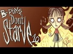 B-Plays Don't Starve #10 - The Quest for Poop #akamikeb #dontstarve #videogame #gamereview