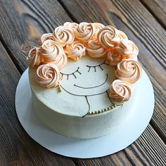Cake decorating idea - Best Ideas for chocolate cupcakes birthday peanut butter Baking Cupcakes, Cupcake Cakes, Butter Cupcakes, Cupcake Party, Decoration Patisserie, Easy Cake Decorating, Decorating Ideas, Food Cakes, Fancy Cakes