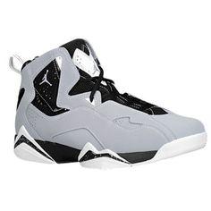 pretty nice 4b3b8 f2a05 Jordan True Flight - Men s - Wolf Grey White Black Cute Jordans, Air