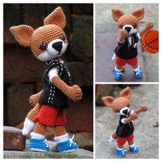 Foxy O'Neal, a.k.a. Slam Dunk by Serah Basnet, via Behance